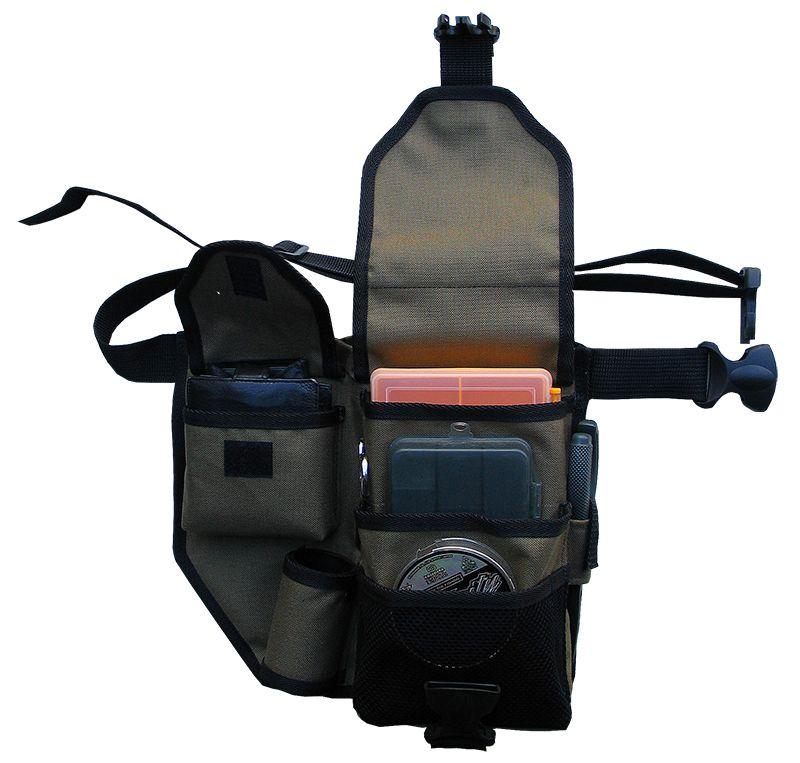 сумка спиннингиста с держателем для удилища купить
